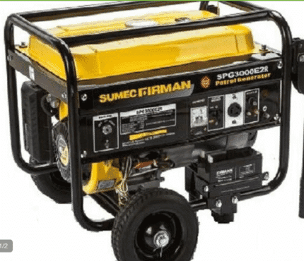 New Sumec Firman 2.8kva SPG300E2(R) Key Start Generator